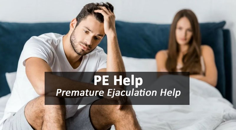 Premature Ejaculation Help